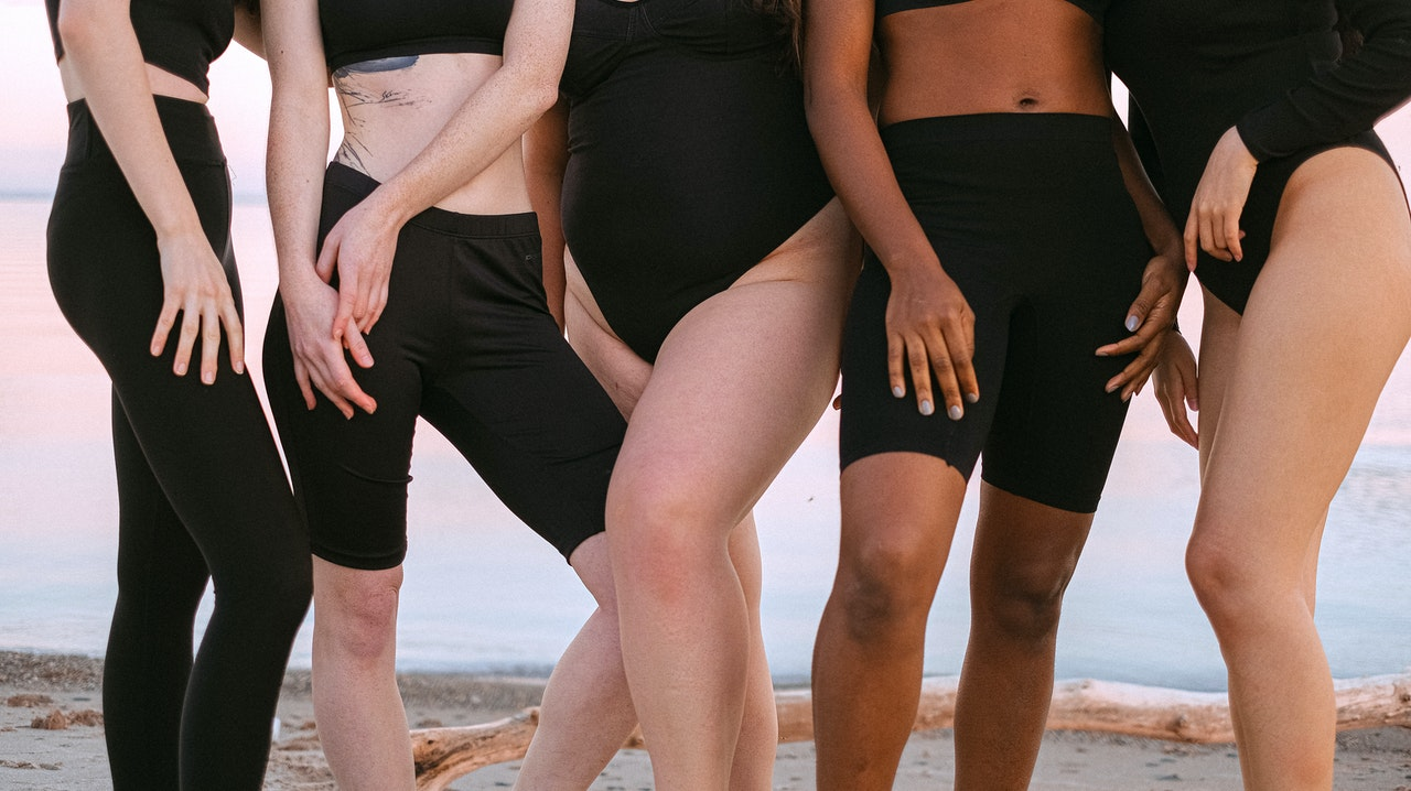 body types and shapes
